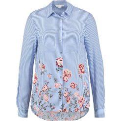 Koszule wiązane damskie: Springfield CAMISA FLUIDA PRINT Koszula blue