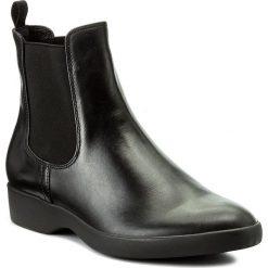Sztyblety HÖGL - 4-102813 Black 0100. Czarne botki damskie skórzane marki HÖGL. W wyprzedaży za 399,00 zł.