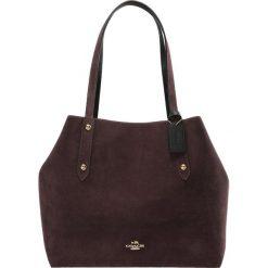 Shopper bag damskie: Coach LARGE MARKET TOTE Torba na zakupy oxblood/black