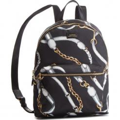 Plecak LAUREN RALPH LAUREN - Chadwick 431730264001  Black. Czarne plecaki damskie Lauren Ralph Lauren, z materiału. Za 779,00 zł.