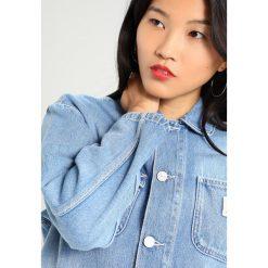 Kurtki i płaszcze damskie: Carhartt WIP MICHIGAN CHORE  Kurtka jeansowa blue light stone washed