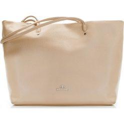 Shopper bag damskie: Torebka damska 86-4E-449-9