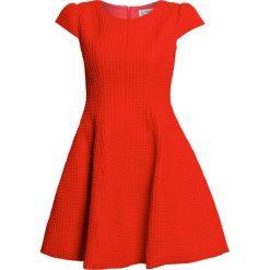 Sukienki hiszpanki: Minueto PAULINA Sukienka letnia red