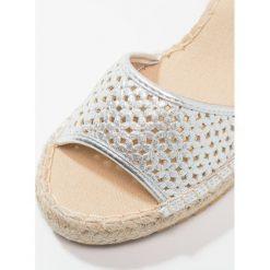 Rzymianki damskie: Refresh Sandały na obcasie silver
