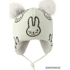 Odzież dziecięca: Komplet Holly czapeczka z szaliczkiem