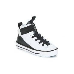 Buty Dziecko Converse  CHUCK TAYLOR ALL STAR HIGH STREET LITE HI. Białe trampki chłopięce Converse, retro. Za 239,00 zł.