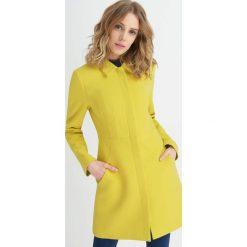 Płaszcze damskie pastelowe: Płaszcz na zamek