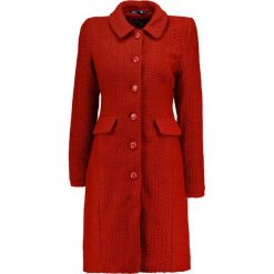 King Louie NATHALIE Płaszcz wełniany /Płaszcz klasyczny true red. Czerwone płaszcze damskie wełniane King Louie, klasyczne. W wyprzedaży za 599,20 zł.