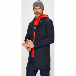 Jack & Jones - Płaszcz. Szare płaszcze na zamek męskie Jack & Jones, l, z bawełny, klasyczne. W wyprzedaży za 339,90 zł.