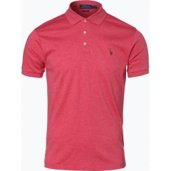 Polo Ralph Lauren - Męska koszulka polo, czerwony. Czerwone koszulki polo marki Polo Ralph Lauren, m. Za 299,95 zł.