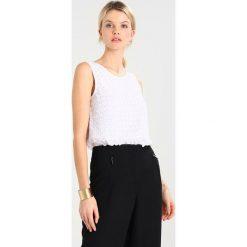 Odzież damska: Armani Exchange Bluzka white