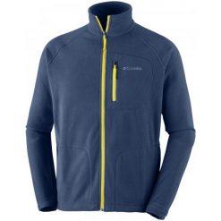Bejsbolówki męskie: Columbia Bluza Polarowa Fast Trek Ii Full Zip Fleece Collegiate Navy Antique Moss S
