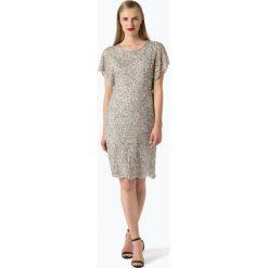 Sukienki: Adrianna Papell – Damska sukienka wieczorowa, szary