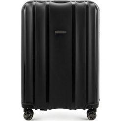 Walizka duża 56-3T-733-10. Czarne walizki marki Wittchen, duże. Za 279,00 zł.
