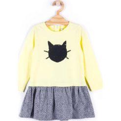Sukienki dziewczęce: Coccodrillo – Sukienka dziecięca 92-122 cm