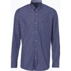 Paul & Shark - Koszula męska, niebieski. Niebieskie koszule męskie na spinki Paul & Shark, m, w paski, z bawełny. Za 729,95 zł.