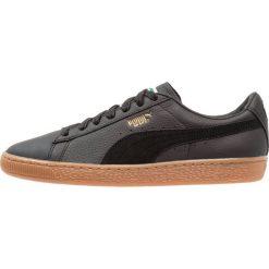 Puma BASKET CLASSIC DELUXE Tenisówki i Trampki black. Czarne tenisówki damskie marki Puma. W wyprzedaży za 341,10 zł.