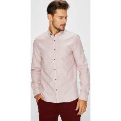 Medicine - Koszula Arty Dandy. Czarne koszule męskie na spinki marki TOM TAILOR DENIM, l, z bawełny, button down, z długim rękawem. Za 129,90 zł.