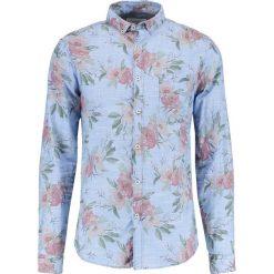 Koszule męskie na spinki: Lindbergh CHAMBRAY BUTTON DOWN COLLAR Koszula blue