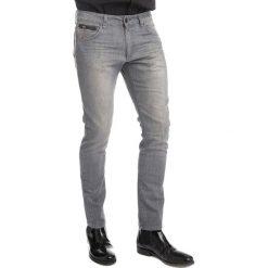 Spodnie męskie: Spodnie w kolorze szarym