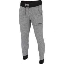 Joggery męskie: Spodnie dresowe męskie SPMD004 – czarny