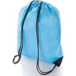 Pomarańczowy Młodzieżowy szkolny plecak worek. Brązowa plecaki męskie marki Merg, ze skóry. Za 14,90 zł.