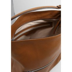 Shopper bag damskie: Abro Torba na zakupy cuoio/nickel