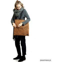 Torebki i plecaki damskie: HUBA Torba brąz