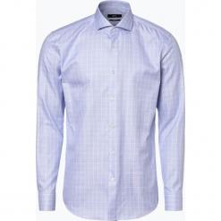 BOSS - Koszula męska – Jason, niebieski. Czarne koszule męskie marki Boss, m. Za 499,95 zł.
