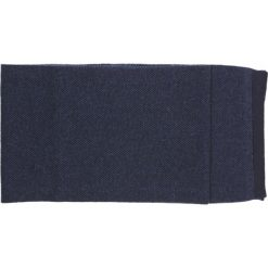 Szalik anvil granatowy. Niebieskie szaliki męskie Recman, na zimę, z wełny. Za 49,99 zł.