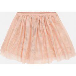Mayoral - Spódnica dziecięca 128-167 cm. Różowe minispódniczki marki Mayoral, z bawełny, z okrągłym kołnierzem. Za 99,90 zł.