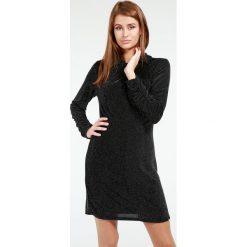 Sukienki: Sukienka - 42-340 NERO
