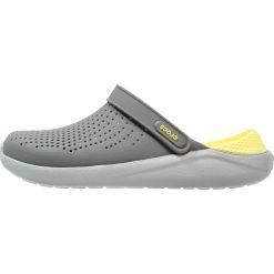 Crocs LITERIDE Sandały kąpielowe slate grey/light grey. Szare kąpielówki męskie marki Crocs, m, z gumy. Za 209,00 zł.