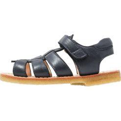 ANGULUS Sandały navy. Niebieskie sandały męskie skórzane ANGULUS, z otwartym noskiem. Za 449,00 zł.