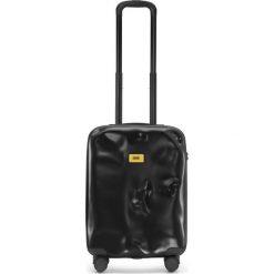 Walizka Icon kabinowa matowa czarna. Czarne walizki Crash Baggage. Za 880,00 zł.