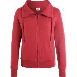 Bluzy rozpinane damskie: Deha Bluza rozpinana dark red