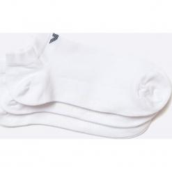 Emporio Armani Underwear - Skarpety (3-pack). Szare skarpetki męskie Emporio Armani, z bawełny. W wyprzedaży za 59,90 zł.