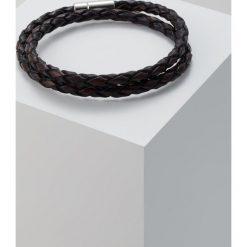 Bransoletki męskie: Tateossian Bransoletka brown/black