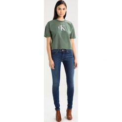 Rurki damskie: Wrangler BESPOKE Jeans Skinny Fit authentic blue