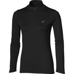 Asics Bluza damska Ess Winter 1/2 Zip Black r. L (134109 0904). Niebieskie bluzy sportowe damskie marki Asics, m, z elastanu. Za 162,25 zł.
