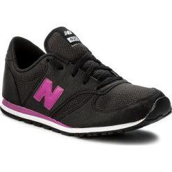 Buty sportowe dziewczęce: Sneakersy NEW BALANCE – KL420CKY Czarny