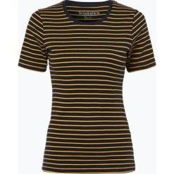 Bluzki, topy, tuniki: brookshire – T-shirt damski, żółty