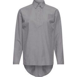 Bluzki, topy, tuniki: Tunika ze zdobieniem z tyłu bonprix szary