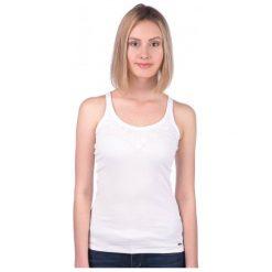 T-shirty damskie: Timeout Koszulka Bez Rękawów Damska Xs Biały
