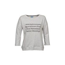 Bluzy Compania Fantastica  MONA. Szare bluzy damskie marki Compañía fantástica, s. Za 151,20 zł.