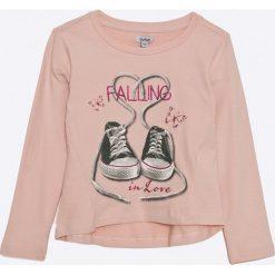 Bluzki dziewczęce bawełniane: Blukids - Bluzka dziecięca 98-128 cm