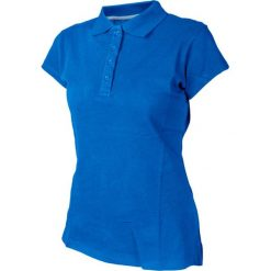 Brugi Koszulka damska 2CAL-899 Bluette r. 38. Niebieskie bluzki asymetryczne Brugi. Za 39,99 zł.