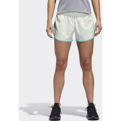 Spodenki sportowe męskie: Adidas Spodenki damskie M10 Short Q3 W białe r. M (AX5947)