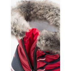 KangaROOS MAPLE Śniegowce red/blue. Niebieskie buty zimowe damskie marki KangaROOS. W wyprzedaży za 174,30 zł.