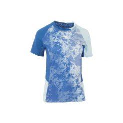 T-Shirt Badminton 860 Damski. Niebieskie t-shirty damskie marki PERFLY, z elastanu. Za 59,99 zł.
